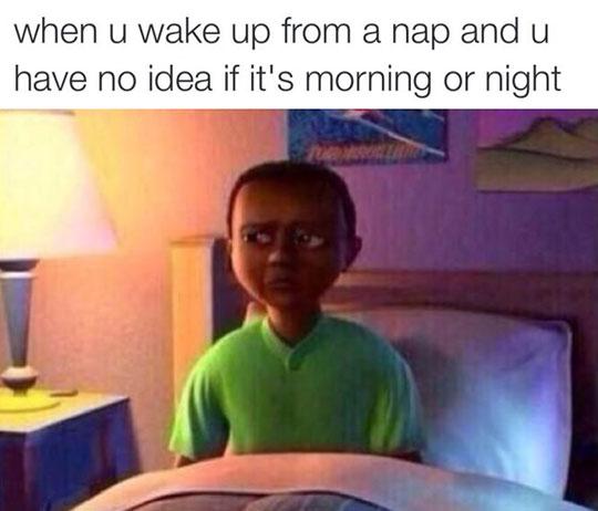 Those Kind Of Naps