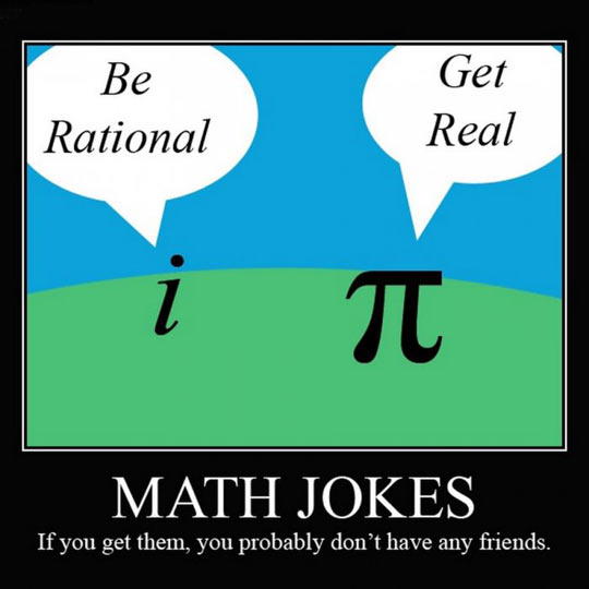Truth About Math Jokes