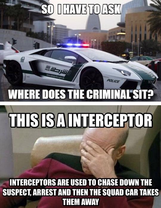 Police In Dubai