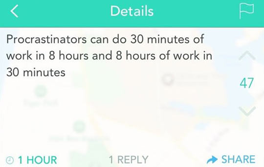 As A Procrastinator Myself, I Can Assure You We Can