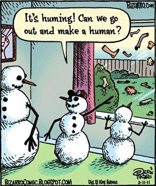 Snowmen Life