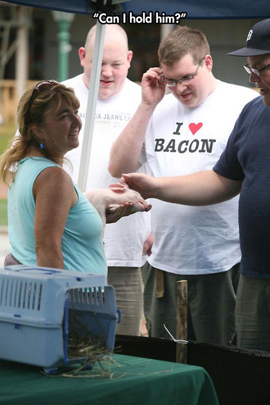 funny-shirt-love-bacon-pig