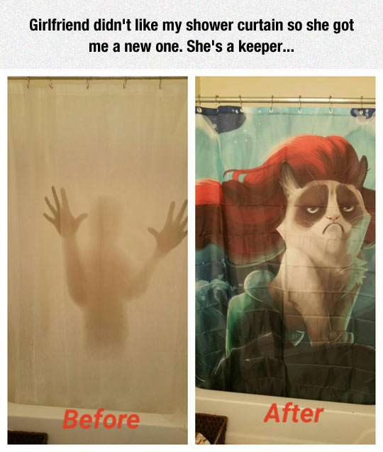 funny-shower-curtain-Grumpy-cat