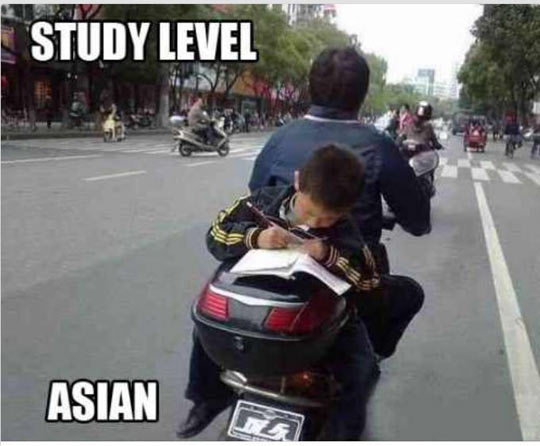 Studying Taken To A Whole New Level
