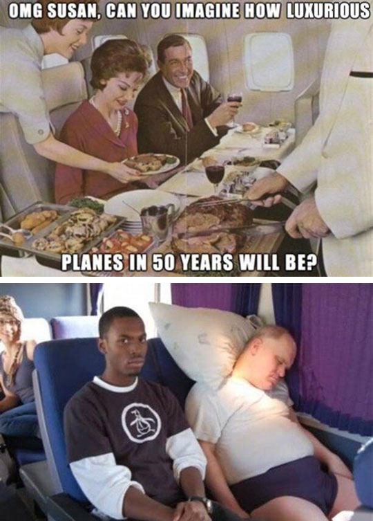 What Happened To Air Travel?