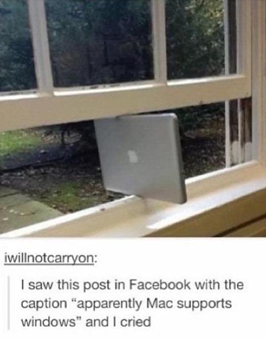 A Mac