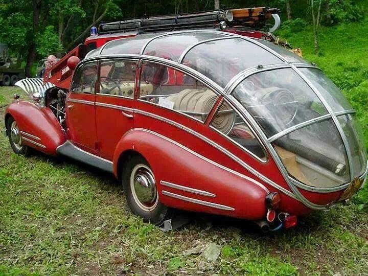 1941 Horch 853 Sport Cabriolet