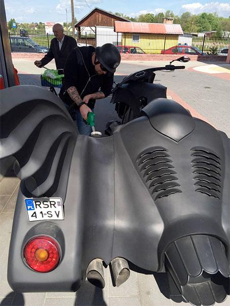 Batman Bike1