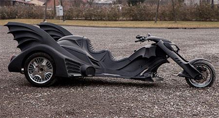 Batman Bike2