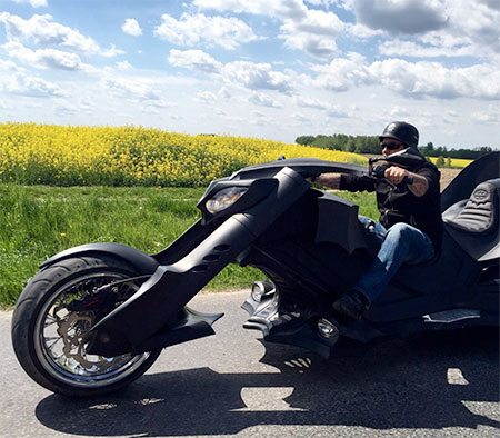 Batman Bike3