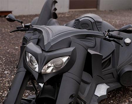 Batman Bike4