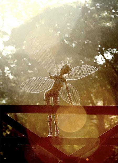 Fantasy Wire Sculptures11