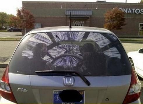 Nice window tint