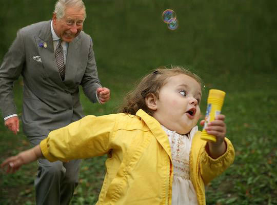 Oh, Prince Charles…