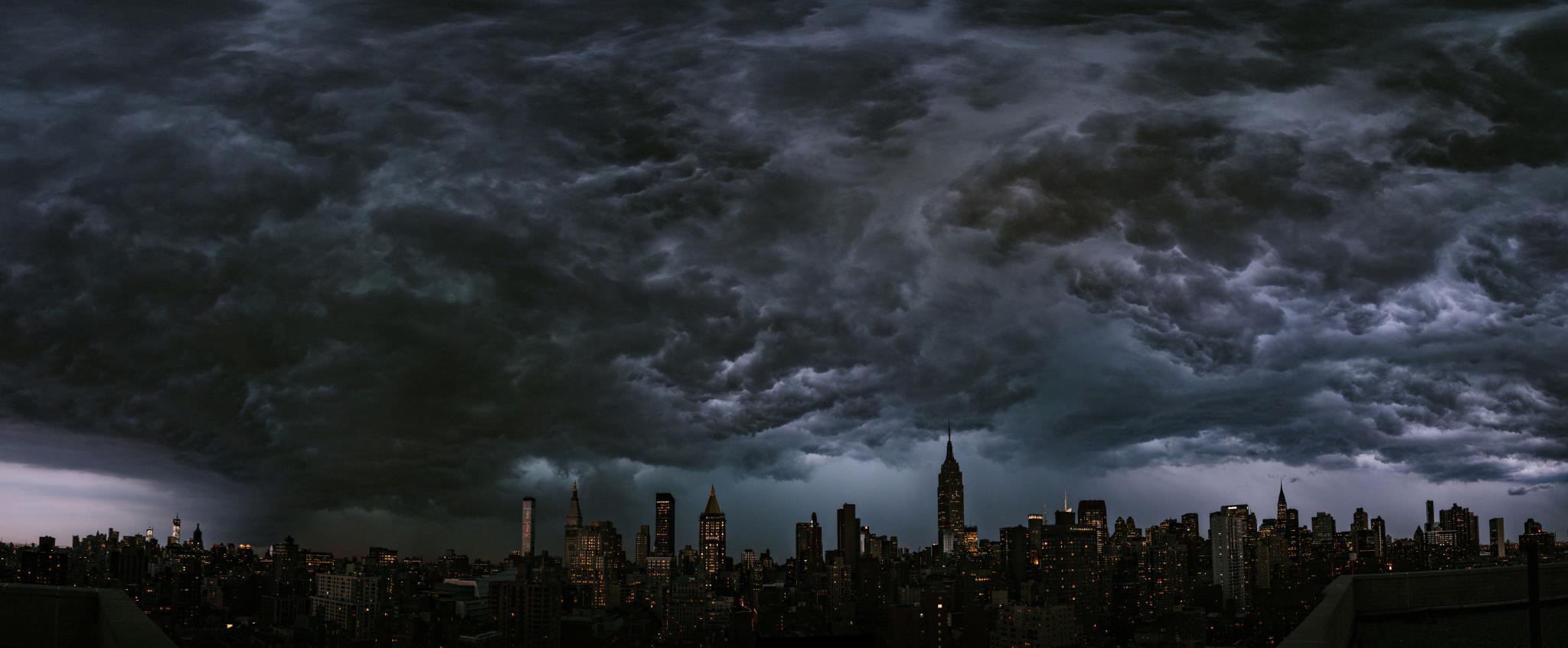 That beautiful NYC gloom