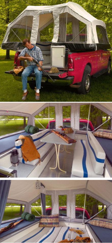 Truck Tent…