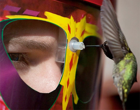 Wearable Hummingbird Feeder3