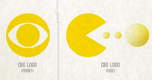 cannot-unsee-pac-man-CBS-logo