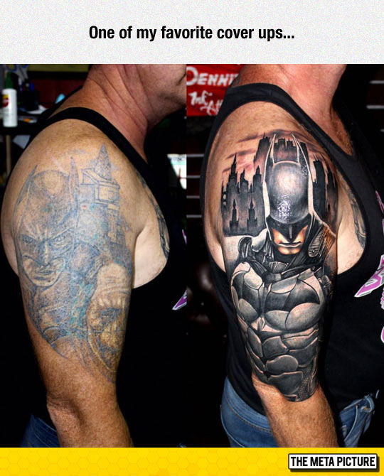 How To Properly Fix A Tattoo