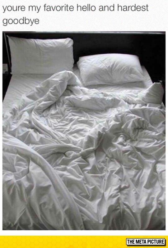 cool-bed-sad-goodbye-mess