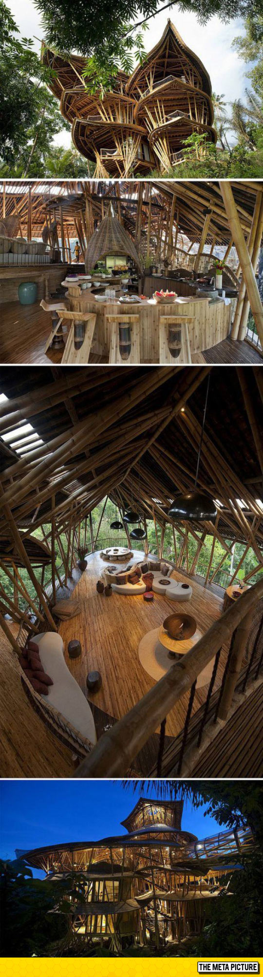 I Would Definitively Live Here