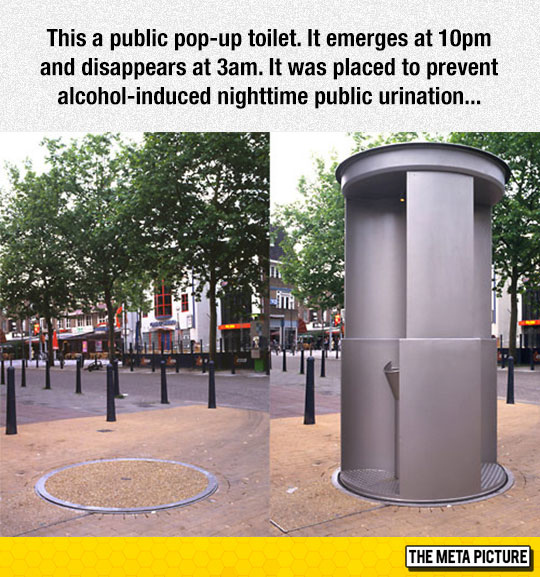 I Think We Need A Couple Of These In My City