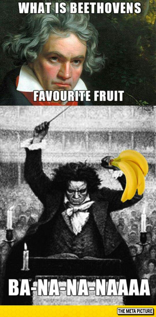 funny-Beethoven-favorite-fruit-banana
