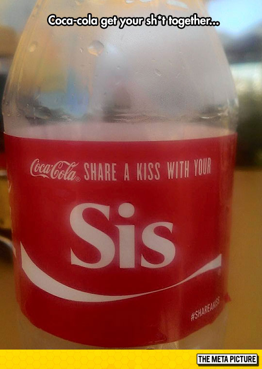 Share A Kiss With...What?