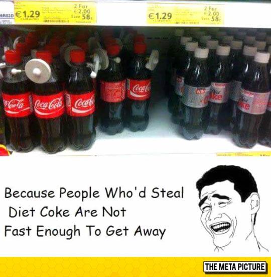 funny-Coke-diet-shelf-steal