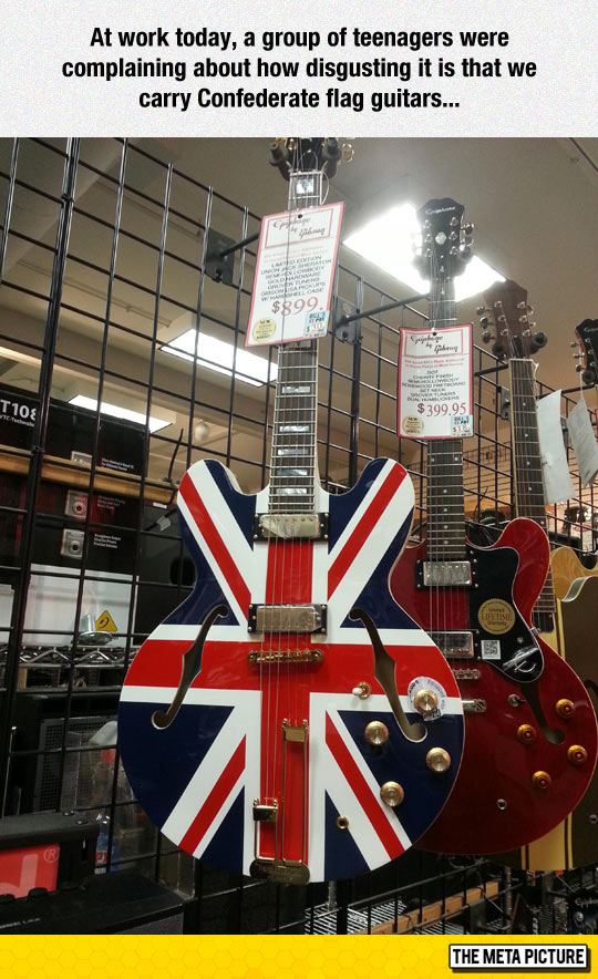 funny-Confederate-guitar-England