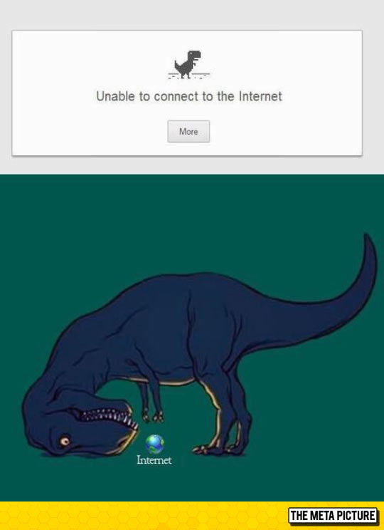 Unable To Connect To The Internet