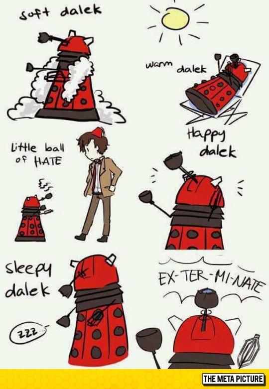 Doctor Who And The Big Bang Theory