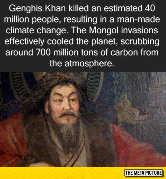 funny-Genghis-Khan-painting-climate-change