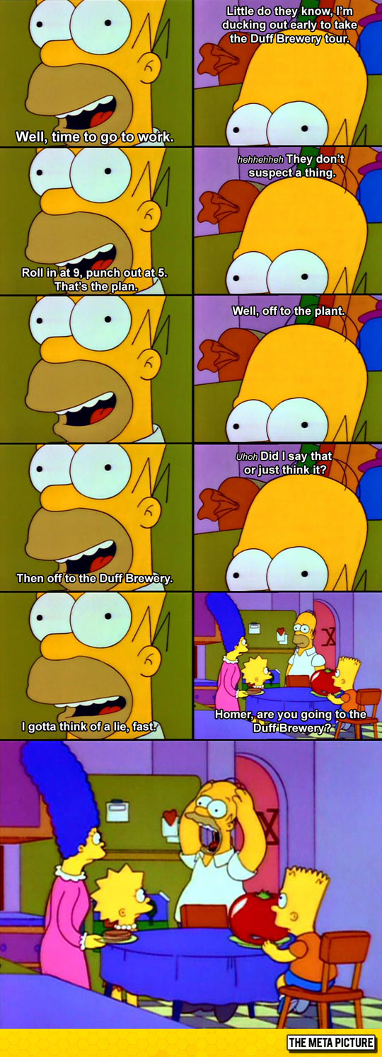 This Is Classic Homer