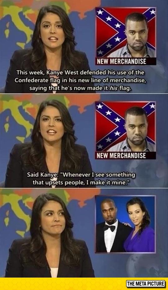 funny-Kanye-Confederate-flag