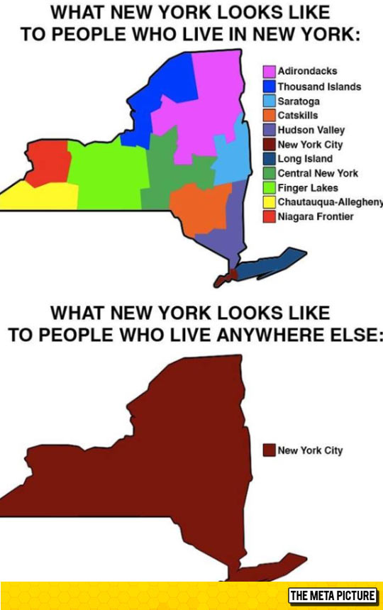 Two Ways To See New York