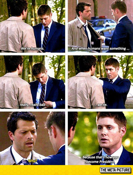 funny-Supernatural-lying-president