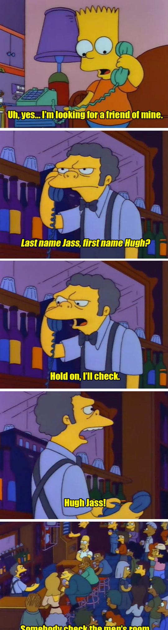 My Favorite Bart Simpson Prank
