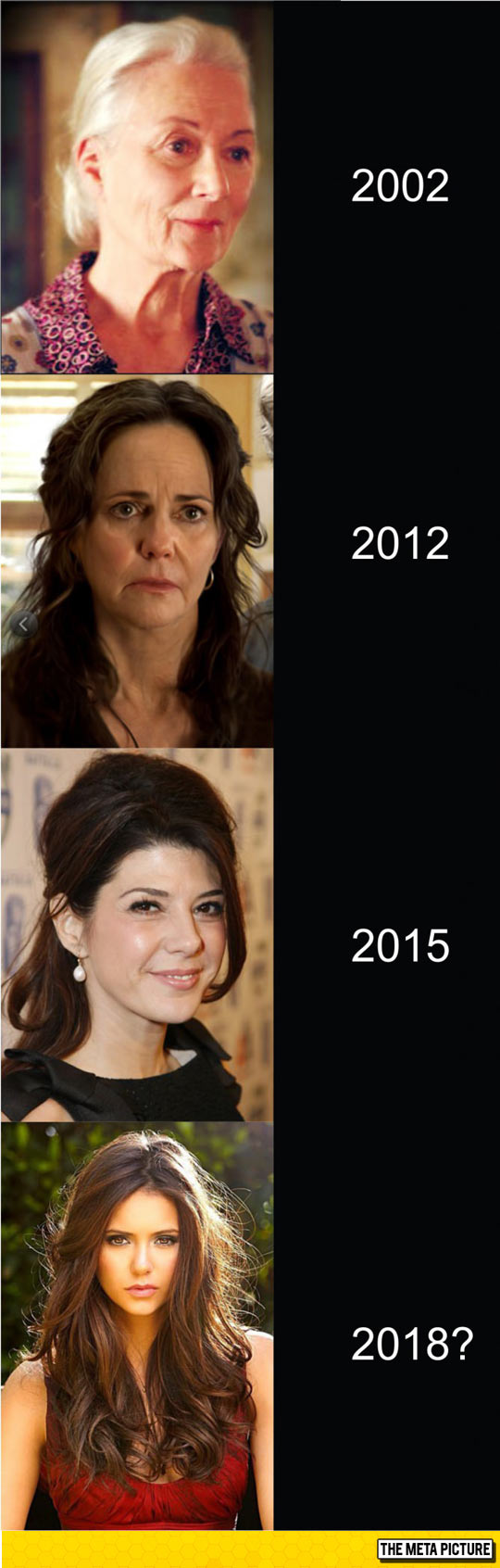 Aunt May I Have You Number?