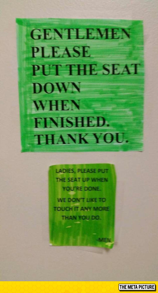 Restroom Wars