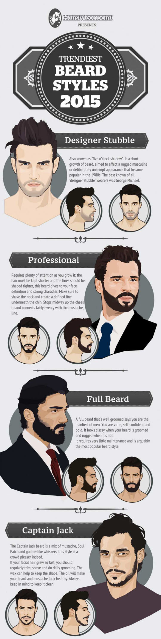Take Your Beard Game To A Whole New Level