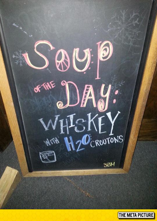 funny-blackboard-bar-soup-Whiskey