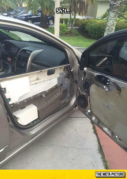 funny-car-door-broke-cables