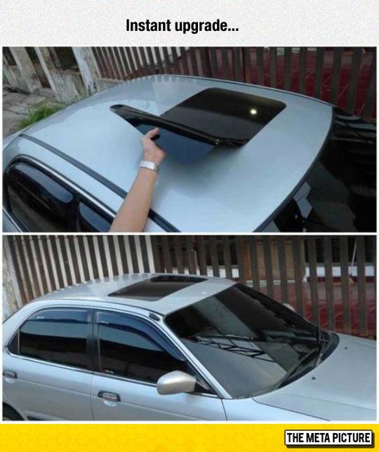funny-car-plotting-fake-ceiling-window