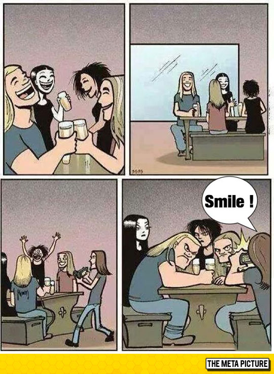 funny-cartoon-metal-group-smile-photograph