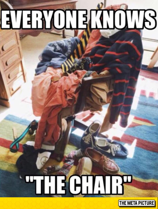 funny-chair-clothes-shoe-room