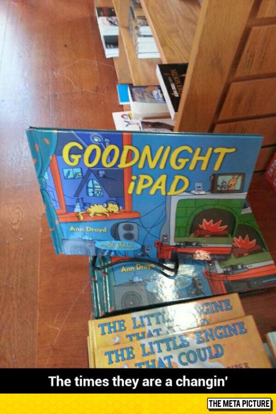 Children Literature These Days