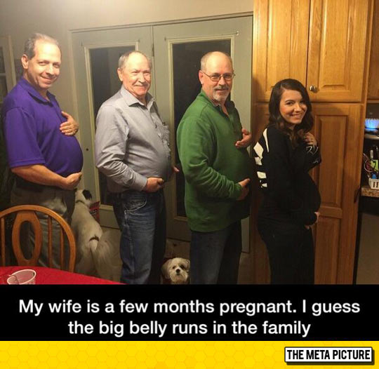 funny-family-big-belly-wife
