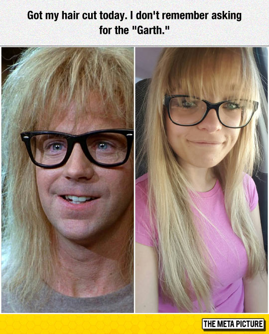 More Like The Garth