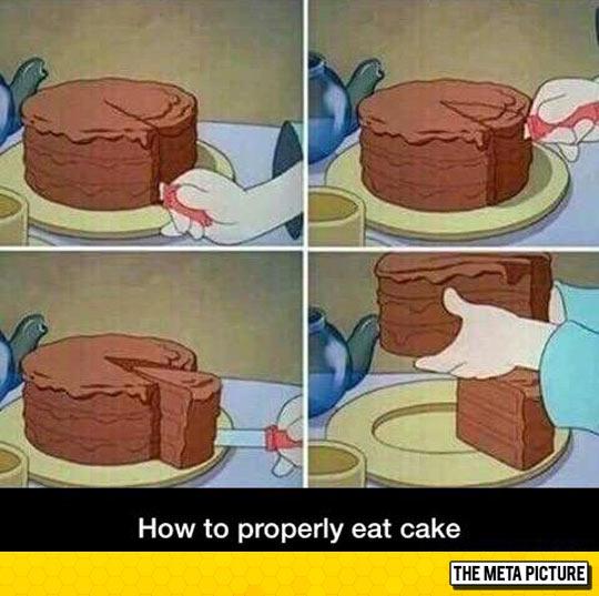 funny-how-eat-cake-cartoon